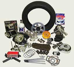 katy motorcycle parts accessories